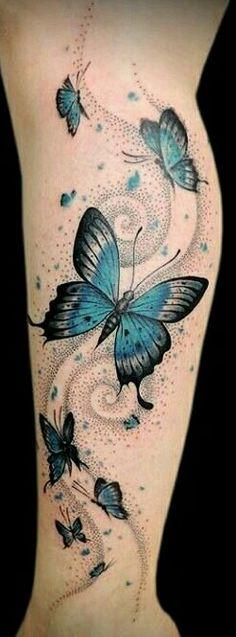 Butterflies tattoo                                                                                                                                                                                 More