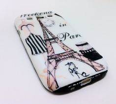 Samsung Galaxy S3 Case Weekend in Paris Cell by ComfortZoneCentral, $15.95