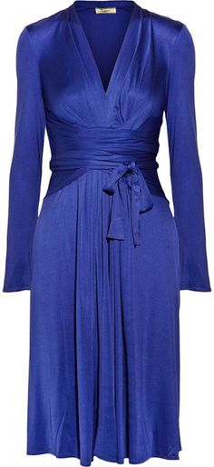 ISSA (THE ROYAL ENGAGEMENT DRESS ) THE KATE DRESSS ilk-jersey Wrapeffect Dress