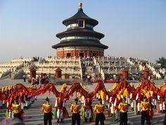 Temple of Heaven -- Beijing