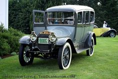 enormous 1914 Locomobile Model 38 Berline by Kellner