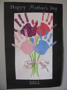 Regalos y manualidades dia de la madre Flores (22)