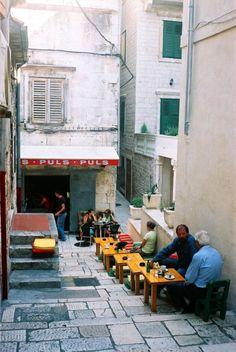 Puls Cafe - Split, Croatia