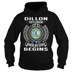Dillon, South Carolina Its Where My Story Begins
