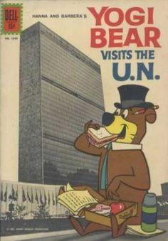 1000 Images About Yogi Bear On Pinterest Bears Hanna