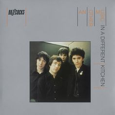 Another Music In A Different Kitchen. Released the 10th of March in 1978. #Buzzcocks http://www.roeht.com/another-music/ #vinyl #vinylrecords #nowplaying   #music