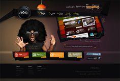 48个漂亮的网页界面设计欣赏|网页设计|交互设计 - 设计佳作欣赏 - 站酷 (ZCOOL)
