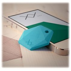 XY Find It Bluetooth Smart Beacon - Aquamarine