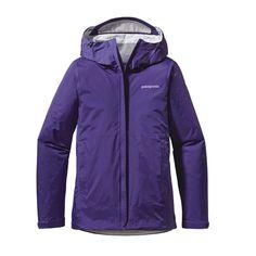 Patagonia Women\'s Torrentshell Jacket - Concord Purple CNCP