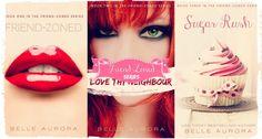 Românticos e Eróticos  Book: Belle Aurora - Friend-Zoned #1