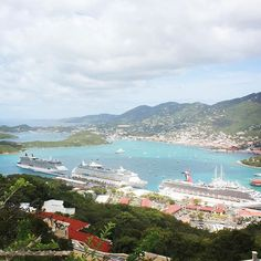 We're so happy to hear cruise ships will be returning to #stthomas next month! 🚢⛱🏝😎😎😎😍😍😍