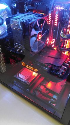 My Rig. Gigabyte 1080 Extreme Edition.