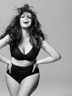 At size 6 Candice Huffine was a plus-size model. At size 12 she's cracking the haute ceiling | The Washington Post