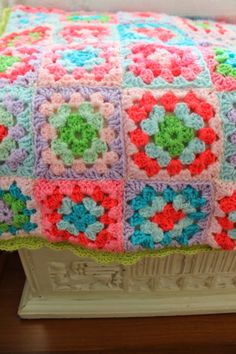decora y adora: DIY borde a crochet