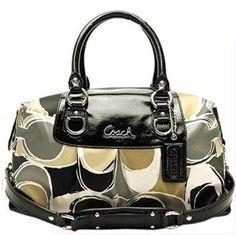 I love my coach purse!!!