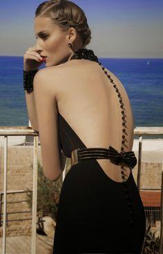 Colección de Vestidos de Noche 2014 por Galia Lahav
