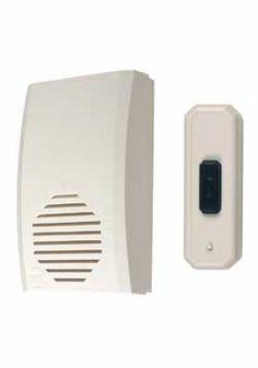 Wireless Musical Doorbell - 250 Foot Range - 13 Chimes