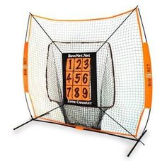 Baseball Pitching Target Netting Training Backstop Practice Net Trainer Softball #Bownet