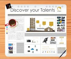 O'Talent: Discover your talents!