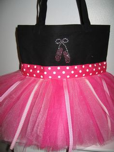 Dance bag...I could so do this!