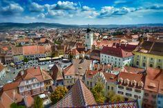 Sibiu, Romania.