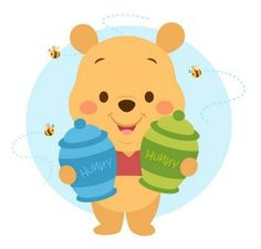 Your source for all things Winnie the Pooh since Winnie The Pooh Cartoon, Winnie The Pooh Drawing, Cute Winnie The Pooh, Winnie The Pooh Friends, Cute Disney Drawings, Cute Cartoon Drawings, Cute Disney Wallpaper, Cute Cartoon Wallpapers, Arte Disney
