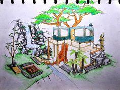 """ Tree House """