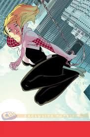gwen stacy spider woman comic - Google Search