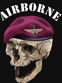 Military Insignia, Military Art, British Army Regiments, Airborne Ranger, 75th Ranger Regiment, Parachute Regiment, Army Day, Military Special Forces, Military Tattoos