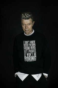 Bowie Blackstar, The Thin White Duke, Soundtrack To My Life, Beautiful Person, David Bowie, Hard Rock, The Man, Graphic Sweatshirt, People