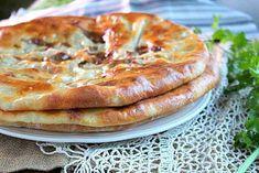 Осетинский пирог с мясом и картошкой рецепт | Готовим рецепты