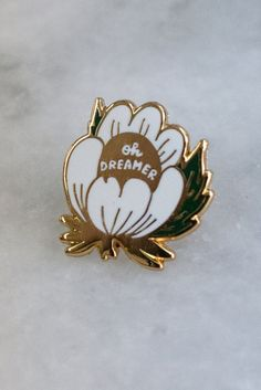 A lapel pin made in collaboration with Australian rock band The Paper Kites, inspired by their music and lyrics. Check them out at http://thepaperkites.com.au 2
