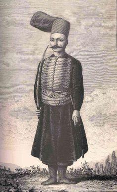 #binbaşı #major #ottoman style Османская империя #yeniçeri ağası #kazasker #soldiers # يڭيچرى,