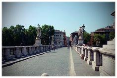 Ponte Sant'Angelo / Puente Sant'Angelo / Sant'Angelo bridge [2010 - Roma / Rome - Italia / Italy] #fotografia #fotografias #photography #foto #fotos #photo #photos #local #locais #locals #cidade #cidades #ciudad #ciudades #city #cities #europa #europe  #turismo #tourism