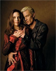 Buffy Cazavampiros : Foto James Marsters, Juliet Landau