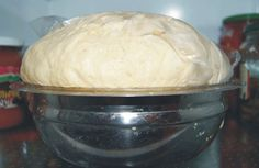 the dough-is-not-aging, shelf life-days-a-cooling possible from it, pizza rolls, or any of a mas- Dessert Drinks, Dessert Recipes, Desserts, Bread Recipes, My Recipes, Cooking Recipes, Bread Dough Recipe, Romanian Food, Pizza Rolls