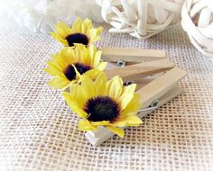 Hey, I found this really awesome Etsy listing at https://www.etsy.com/listing/193441882/sunflower-wedding-place-card-holder