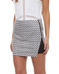 Dusk Pattern Mini Skirt by Shilla Online Iconic Australia, Dusk, Mini Skirts, Winter, Pattern, Fashion, Fashion Styles, Patterns, Model