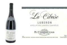 M. Chapoutier La Ciboise Luberon