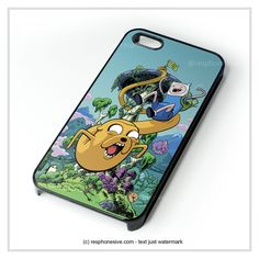 Adventure Time Wow 4 iPhone 4 4S 5 5S 5C 6 6 Plus , iPod 4 5 , Samsung Galaxy S3 S4 S5 Note 3 Note 4 , HTC One X M7 M8 Case