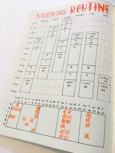 Bullet Journaling Archives - Everything is Nerdiful Bullet Journal Review, Bullet Journal Tracker, Bullet Journal Layout, Bullet Journal Inspiration, Journal Ideas, Bujo, Cute Journals, Miracle Morning, College Organization