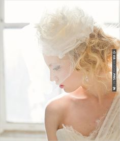Preston and Olivia Headpieces | CHECK OUT MORE IDEAS AT WEDDINGPINS.NET | #weddinghair