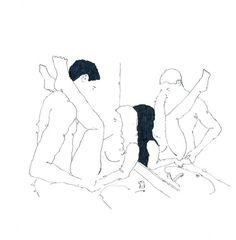 Seductive Quotes, Black Love Art, Silhouette Art, African American Art, Sexy Poses, Tantra, Outlines, Erotic Art, Female Art
