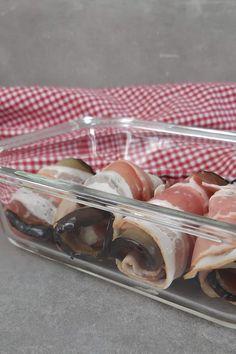 Keto und Lowcarb Auberginen Cannelloni Keto, Beautiful, Healthy Dieting, Eggplants, Aubergine Recipe, Losing Weight, Ham Recipes