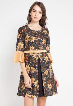 Dress Clarissa 1. Monica · batik c8d8d47dd9