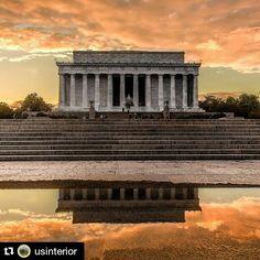 Lincoln Memorial,Washington DC