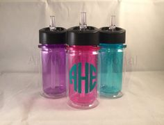 Personalized Kids Water Bottle Kids Cup by AnythingPersonal