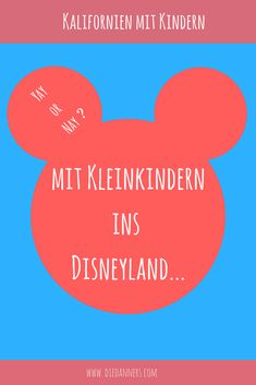 California, here we come! Kind Und Kegel, Disneyland, Babys, Best Holiday Destinations, Traveling With Baby, Parental Leave, California, Family Vacations, Disney Land