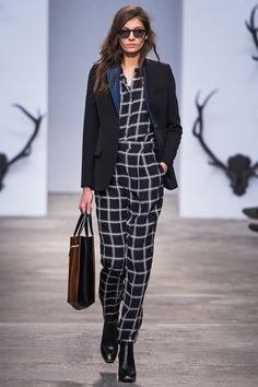 Trussardi Fall 2013 Ready-to-Wear Collection Slideshow on Style.com