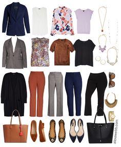 Plus Size Workwear, Plaid Pants Outfit, Capsule Wardrobe Work, Fall Wardrobe, Plus Size Fall, Business Dresses, Plus Size Fashion For Women, Professional Outfits, Celebrity Dresses